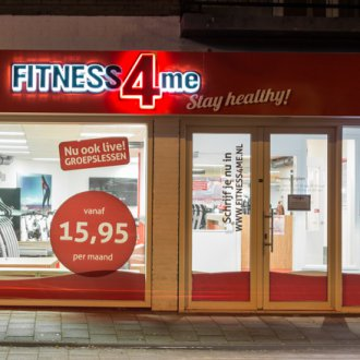 Bussum - Fitness4me